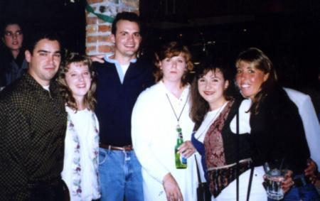 Ryan Balderston, Bonnie Nesbitt, Paul Barbieri, Debbie Blondin, Theresa Happ, Renee Ridgeway